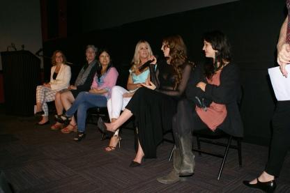 Cast and Creative team Q&A panel