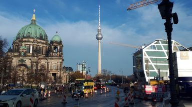 Site-seeing in Berlin!