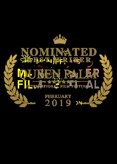 QPIFF Nomination Laurel (Best Writer)